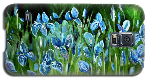 Iris Galore Galaxy S5 Case