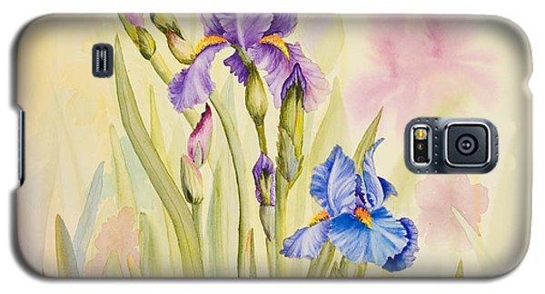 Iris Garden Ll Galaxy S5 Case