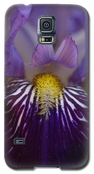 Galaxy S5 Case featuring the photograph Iris by Heidi Poulin