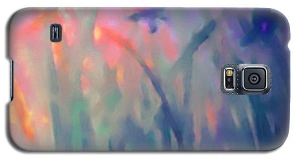 Iris Galaxy S5 Case by Holly Martinson