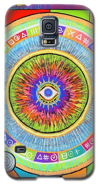 Iris Galaxy S5 Case by Jeremy Aiyadurai