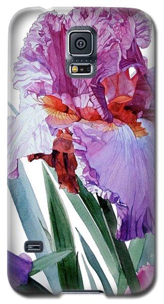 Iris Luciano Pavarotti Galaxy S5 Case by Greta Corens