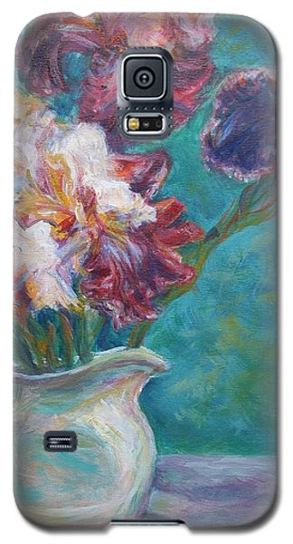 Iris Medley - Original Impressionist Painting Galaxy S5 Case