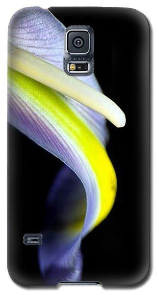 Iris Petal Galaxy S5 Case