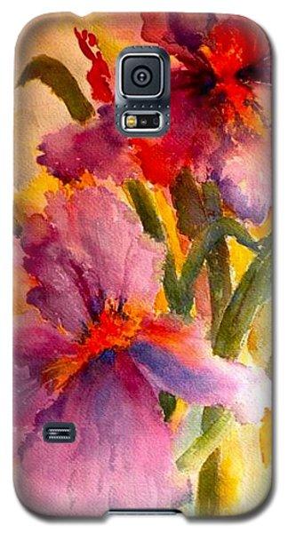 Iris Twins Galaxy S5 Case