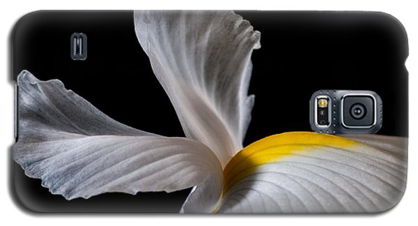 Iris Wings Galaxy S5 Case by Art Barker