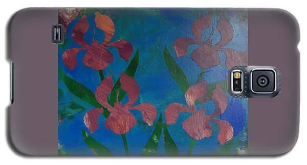 Irises Galaxy S5 Case