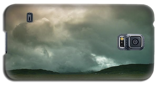 Galaxy S5 Case featuring the photograph Irish Atmospherics. by Terence Davis