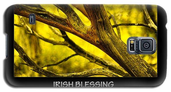 Irish Blessing Galaxy S5 Case