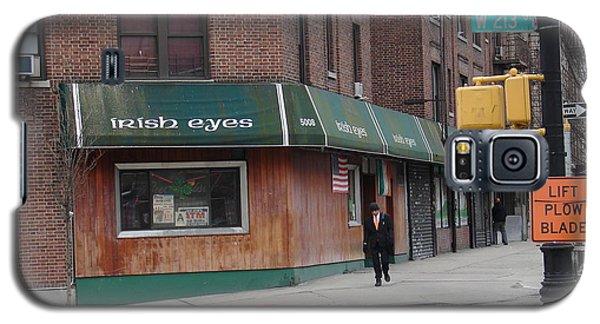 Irish Eyes Galaxy S5 Case
