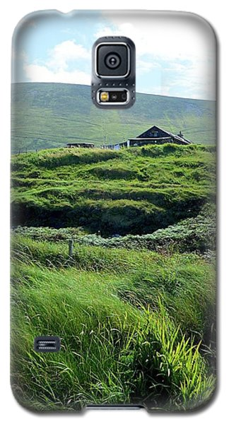 Irish Grasslands Galaxy S5 Case