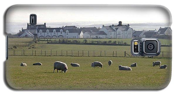 Irish Sheep Farm Galaxy S5 Case