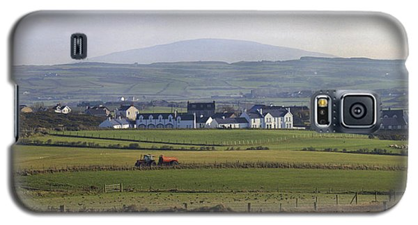 Irish Sheep Farm II Galaxy S5 Case
