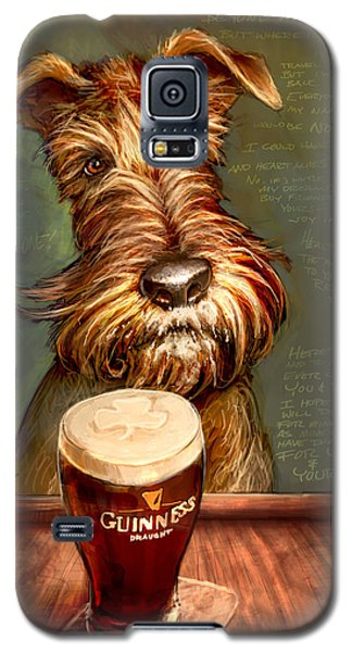 Irish Toast Galaxy S5 Case