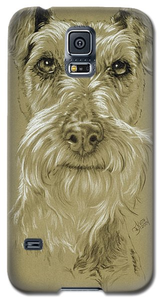 Irish Terrier Galaxy S5 Case
