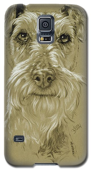 Irish Terrier Galaxy S5 Case