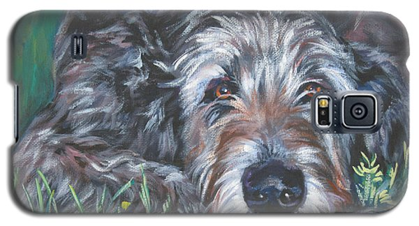 Irish Wolfhound Galaxy S5 Case