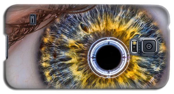 iRobot Eye v2.o Galaxy S5 Case