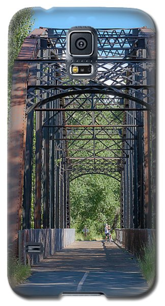 Iron Bridge Galaxy S5 Case