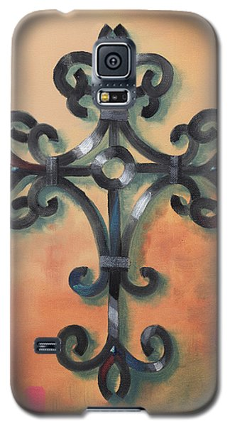 Iron Cross Galaxy S5 Case