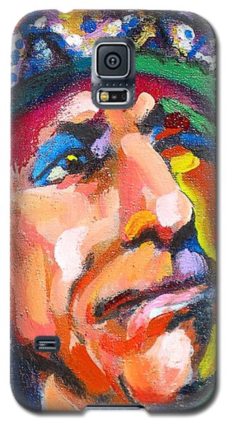 Iron Eyes Cody Galaxy S5 Case