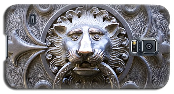 Iron Lion Galaxy S5 Case