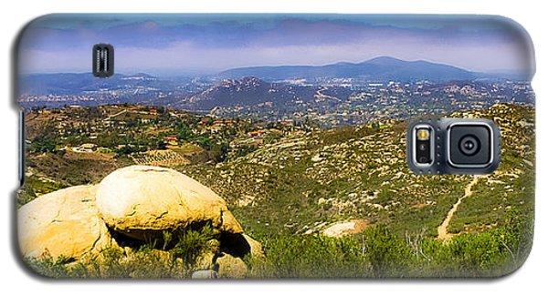 Iron Mountain View Galaxy S5 Case