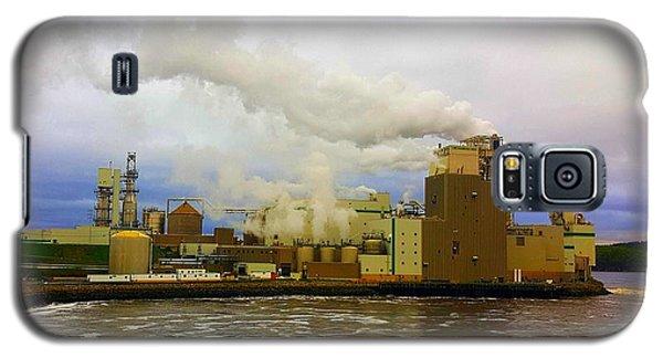 Irving Pulp Mill #3 Galaxy S5 Case