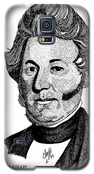 Isaac Graham Galaxy S5 Case