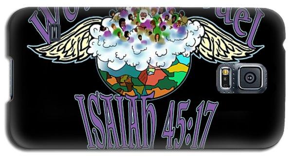 Isaiah 45 Verse 17 Galaxy S5 Case