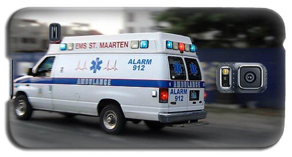 Island Ambulance Galaxy S5 Case