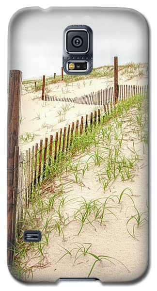 Island Beach Dunes Galaxy S5 Case