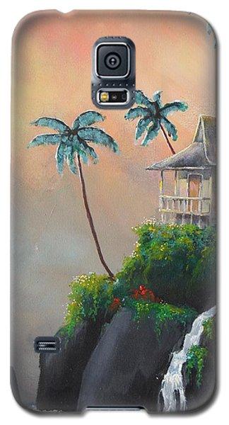 Island Getaway Galaxy S5 Case