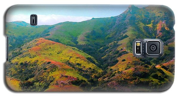 Island Hills Galaxy S5 Case by Timothy Bulone