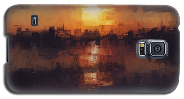 Island In The City Galaxy S5 Case