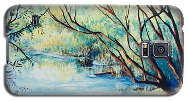 Island Lake Galaxy S5 Case
