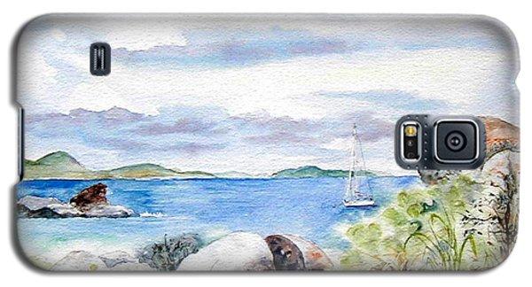 Island Memories Galaxy S5 Case