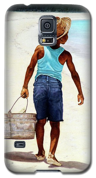 Island Paradise Galaxy S5 Case