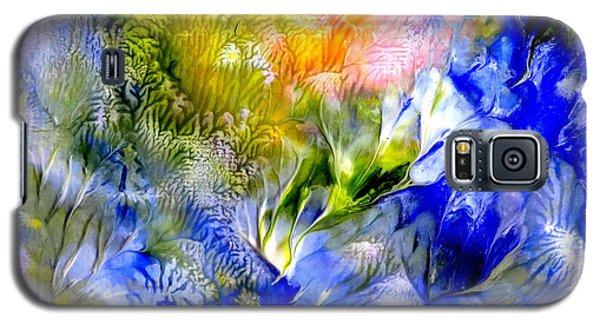 Island Spring Galaxy S5 Case by Fred Wilson