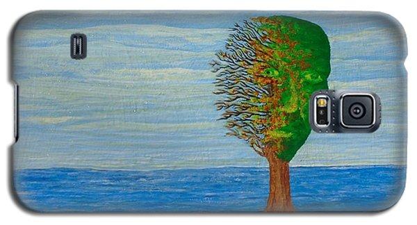 Island Galaxy S5 Case by Steve  Hester