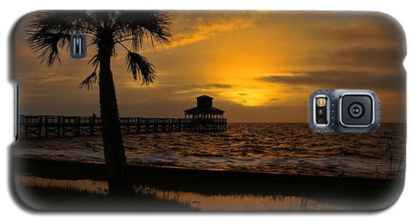 Island Sunrise Galaxy S5 Case