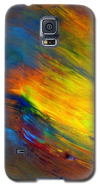 Island Sunset Galaxy S5 Case