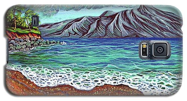 Island Time Galaxy S5 Case by Debbie Chamberlin