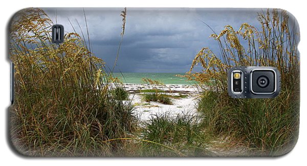 Island Trail Out To The Beach Galaxy S5 Case