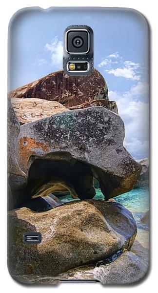 Island Virgin Gorda The Baths Galaxy S5 Case