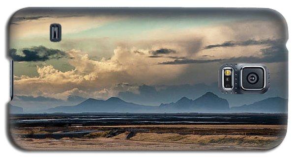 Islands In The Sky Galaxy S5 Case