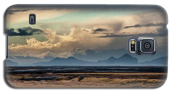 Islands In The Sky Galaxy S5 Case