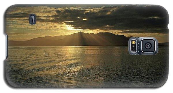 Isle Of Arran At Sunset Galaxy S5 Case