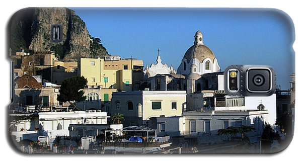 Isle Of Capri - Skyline Galaxy S5 Case