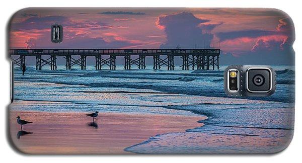 Isle Of Palms Morning Galaxy S5 Case
